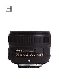 nikon-nikon-50mm-f18g-af-s-nikkor-lens