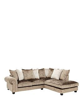 Laurence Llewelyn-Bowen Scarpa Right-hand Corner Chaise Sofau003cbr /u003eu003cbr /u003e | littlewoodsireland.ie  sc 1 st  Littlewoods Ireland : corner chaise sofa - Sectionals, Sofas & Couches