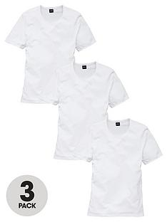 boss-core-t-shirts-3-pack-white