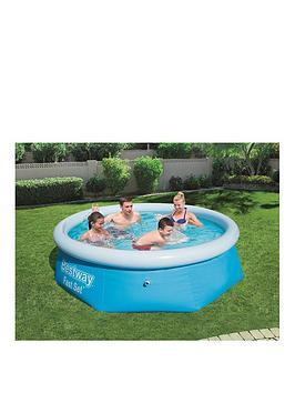 bestway-8ft-fast-set-pool