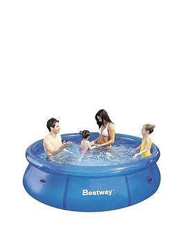bestway-8ft-fast-set-pool