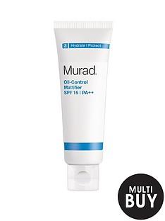 murad-free-gift-oil-control-mattifier-spf15-50mlnbspamp-free-murad-age-reform-exfoliating-cleanser-200ml