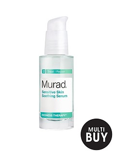 murad-free-gift-redness-therapy-sensitive-skin-soothing-serum-30mlnbspamp-free-murad-skincare-set-worth-over-euro6999
