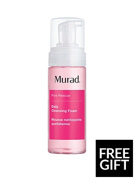 murad-pore-reform-daily-cleansing-foam-150ml