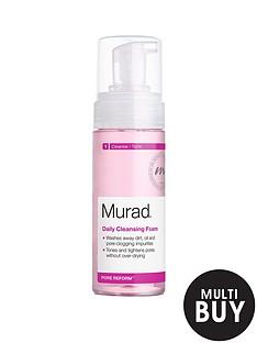murad-pore-reform-daily-cleansing-foam-150ml-amp-free-murad-hydrating-heroes-set