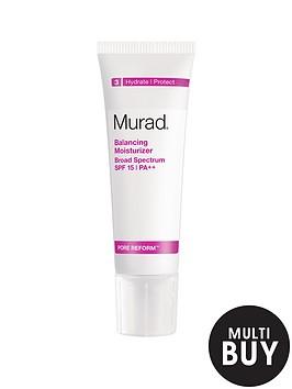 murad-free-gift-balancing-mosturisernbspamp-free-murad-age-reform-exfoliating-cleanser-200ml