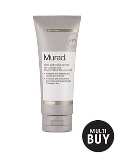 murad-free-giftnbspbodycare-firm-and-tone-serumnbspamp-free-murad-age-reform-exfoliating-cleanser-200ml
