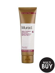 murad-water-resistant-sunscreen-broad-spectrum-spf-30--nbsp125ml-amp-free-murad-hydrating-heroes-set