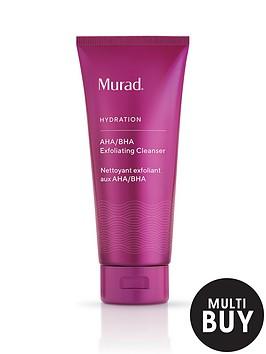 murad-age-reform-ahabha-exfoliating-cleanser-200ml