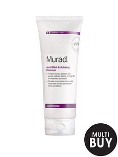 murad-free-gift-age-reform-ahabha-exfoliating-cleanser-200mlnbspamp-free-murad-skincare-set-worth-overeuro6999