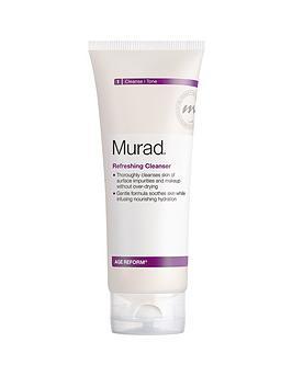 murad-age-reform-refreshing-cleanser-200mlnbspamp-free-murad-peel-polish-amp-plump-gift-set