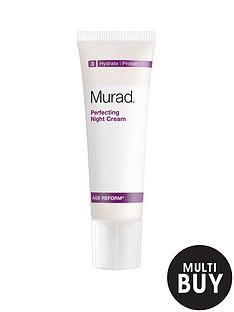 murad-free-gift-age-reform-perfecting-night-cream-50mlnbspamp-free-murad-age-reform-exfoliating-cleanser-200ml