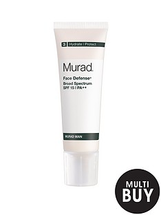 murad-man-face-defenseregnbspspf-15-amp-free-murad-hydrating-heroes-set