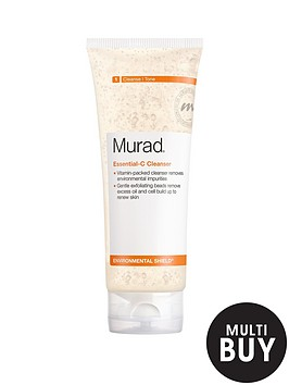murad-free-gift-environmental-shield-essential-c-cleanser-200mlnbspamp-free-murad-favourites-set