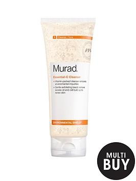 murad-free-gift-environmental-shield-essential-c-cleanser-200mlnbspamp-free-murad-skincare-set-worth-over-euro6999