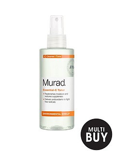 murad-free-gift-environmental-shield-essential-c-toner-180mlnbspamp-free-murad-age-reform-exfoliating-cleanser-200ml