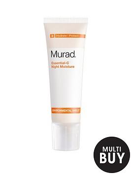 murad-free-gift-environmental-shield-essential-c-night-moisture-50mlnbspamp-free-murad-skincare-set-worth-over-euro6999
