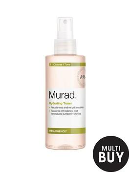 murad-free-gift-hydrating-toner-200mlnbspamp-free-murad-skincare-set-worth-over-euro6999