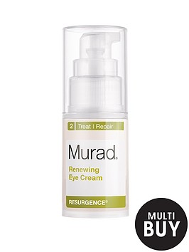 murad-free-gift-resurgence-renewing-eye-cream-15mlnbspamp-free-murad-age-reform-exfoliating-cleanser-200ml
