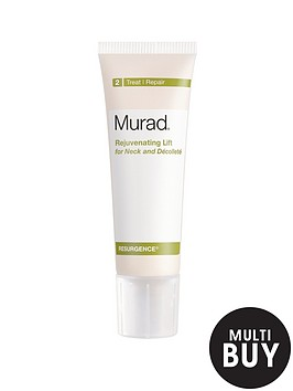murad-free-gift-resurgence-rejuvenating-lift-for-neck-and-decollete-50mlnbspamp-free-murad-favourites-set