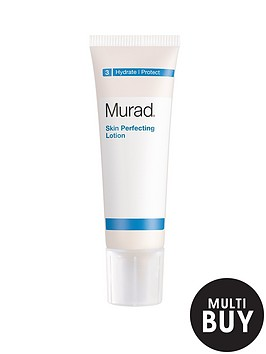 murad-free-gift-blemish-control-skin-perfecting-lotion-blue-box-50mlnbspamp-free-murad-age-reform-exfoliating-cleanser-200ml