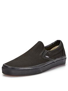 460ea1a337b0 Vans Classic Slip-On Plimsolls