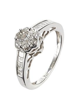 love-diamond-18-carat-white-gold-50-point-brilliant-cut-and-square-cut-diamond-ring