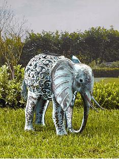 smart-solar-metal-silhouette-elephant
