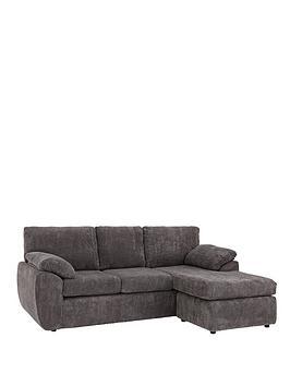 rebecca 3seater reversible chaise sofa