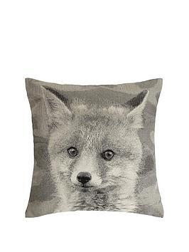 hamilton-mcbride-fox-printed-cushion