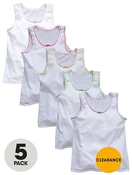 girls-sleeveless-vests-5-pack