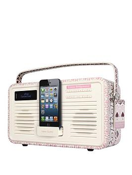 view-quest-emma-bridgewater-retro-dab-radio-with-30-pin-dock-sampler