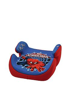 Spiderman Group 2 3 Topo Booster Seat