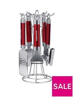 morphy-richards-gadget-set-4-piece-red