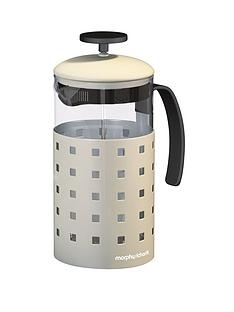 morphy-richards-8-cup-cafetiere-1000-ml-cream