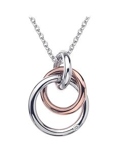 hot-diamonds-eternity-sterling-silver-and-18-carat-gold-vermeil-diamond-set-interlocking-pendant