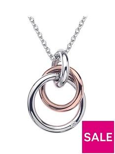 hot-diamonds-eternity-sterling-silver-and-18-carat-gold-vermeil-diamond-set-interlocking-pendant