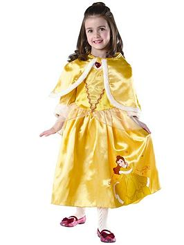 disney-princess-winter-wonderland-belle-child-costumenbspwith-free-book