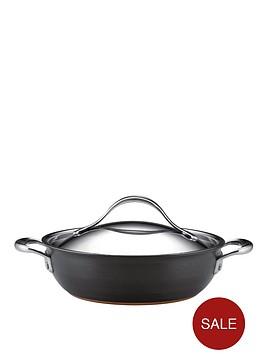 anolon-nouvelle-copper-24cm28l-covered-casserole