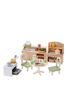 sylvanian-families-country-kitchen-set