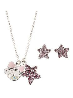 me-to-you-me-to-you-tatty-teddy-silver-plated-necklace-and-earring-set