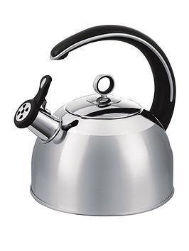 morphy-richards-25-litre-whistling-kettle-stainless-steel
