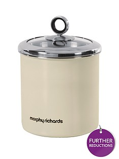 morphy-richards-large-storage-canister-cream