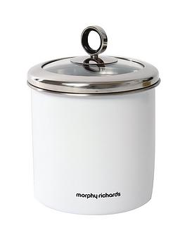 morphy-richards-large-storage-canister-white