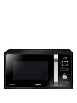 samsung-mg23f301takeu-23-litre-grill-microwave-blacknbsp