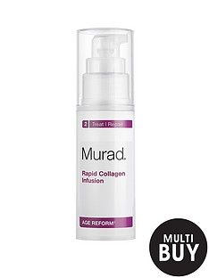 murad-free-gift-age-reform-rapid-collagen-infusionnbspamp-free-murad-age-reform-exfoliating-cleanser-200ml