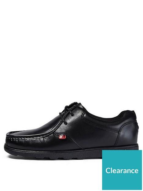 kickers-fragma-lace-up-shoe-black