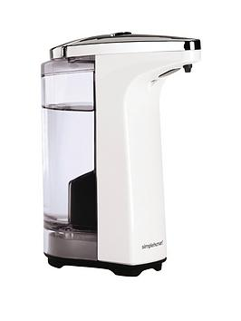 simplehuman-sensor-soap-pump-ndash-white