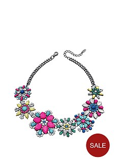 fiorelli-multi-coloured-preciosa-crystal-statement-flower-necklace