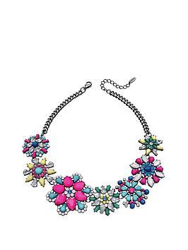 fiorelli-multi-coloured-preciosa-crystal-statement-flower-necklace